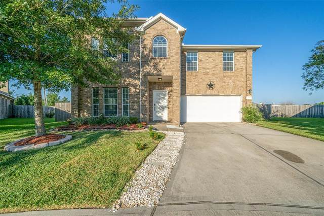 3245 Lost Colony Court, Dickinson, TX 77539 (MLS #66586435) :: Texas Home Shop Realty