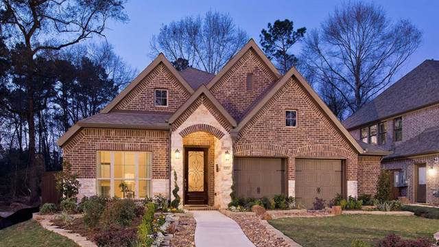 12911 Fernbank Forest Drive, Humble, TX 77346 (MLS #66593646) :: The Bly Team