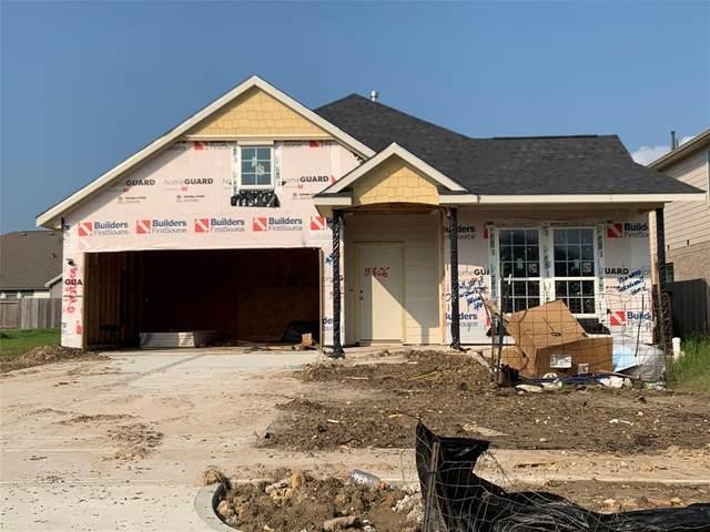 8806 W Crescent Lake Circle, Baytown, TX 77521 (MLS #66597637) :: Texas Home Shop Realty