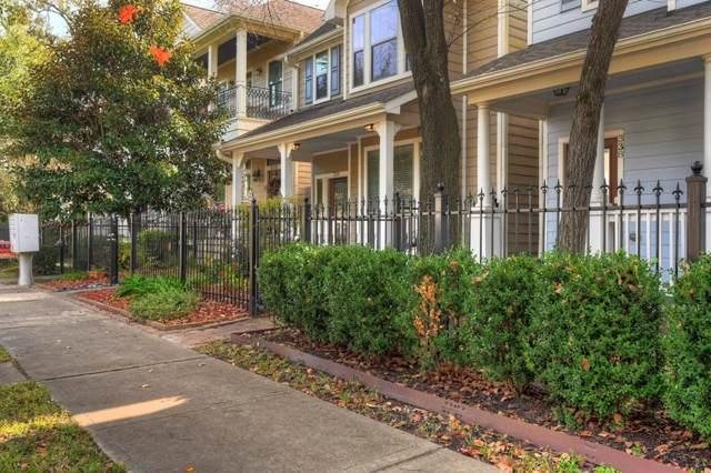 334 W 21st Street, Houston, TX 77008 (MLS #66599510) :: NewHomePrograms.com LLC
