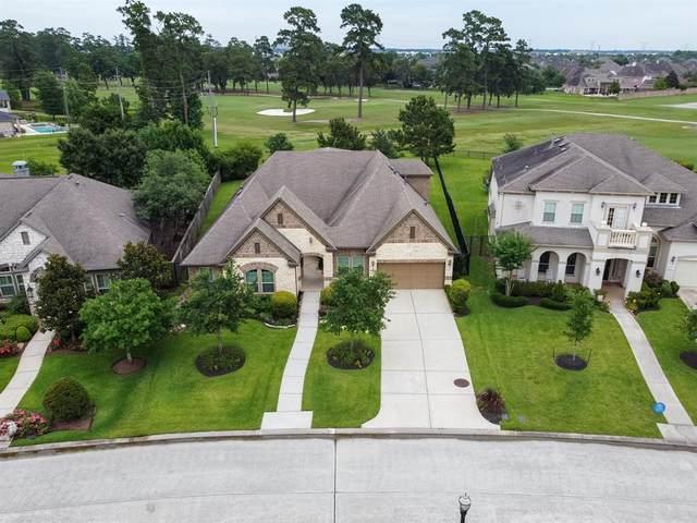 8207 Caroline Ridge Drive, Humble, TX 77396 (MLS #66604642) :: Ellison Real Estate Team