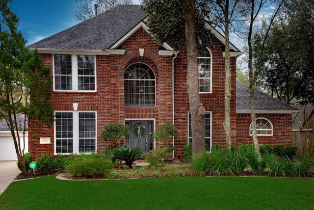43 Townsend Place, The Woodlands, TX 77382 (MLS #66611223) :: Texas Home Shop Realty