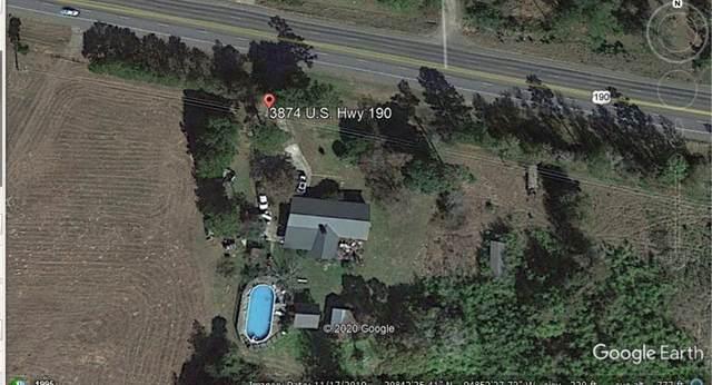 3874 E Us Hwy 190 Highway, Livingston, TX 77351 (MLS #66612050) :: Guevara Backman