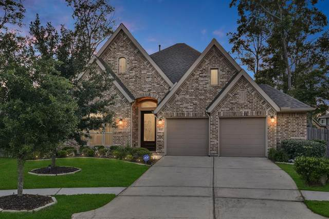 18411 Montecucco Court, New Caney, TX 77357 (MLS #66612285) :: The Home Branch