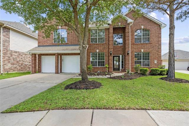4439 Desert Cliff Court, Katy, TX 77494 (MLS #66618143) :: The SOLD by George Team