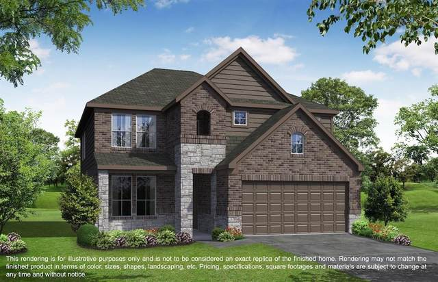 105 Highland Heights Way, Waller, TX 77484 (MLS #66632461) :: The Bly Team