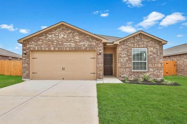 357 Palo Duro Drive, Katy, TX 77493 (MLS #66634919) :: The Bly Team