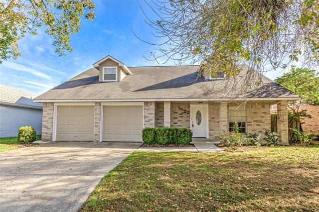 22 Back Bay Circle, Galveston, TX 77551 (MLS #66636328) :: Phyllis Foster Real Estate