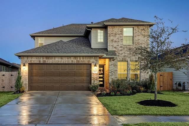 8027 Cliffside Terrace Court, Richmond, TX 77407 (MLS #66648083) :: Michele Harmon Team