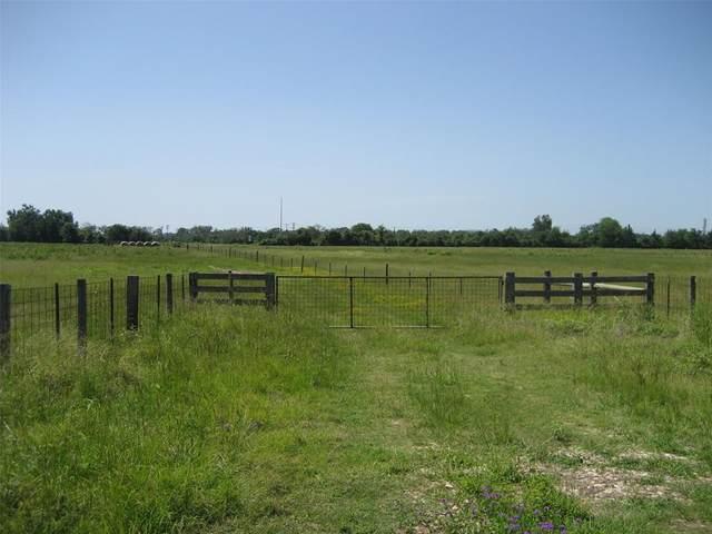 0 State Hwy 7 West, Crockett, TX 75835 (MLS #66648135) :: The Freund Group