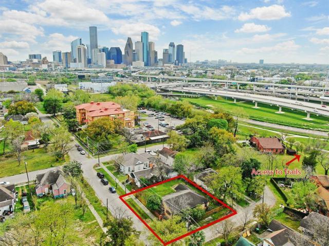 2109 Thomas Street, Houston, TX 77009 (MLS #66650945) :: Connect Realty