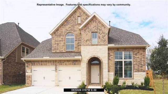 4520 Mesquite Terrace Drive, Manvel, TX 77578 (MLS #66657513) :: The Heyl Group at Keller Williams