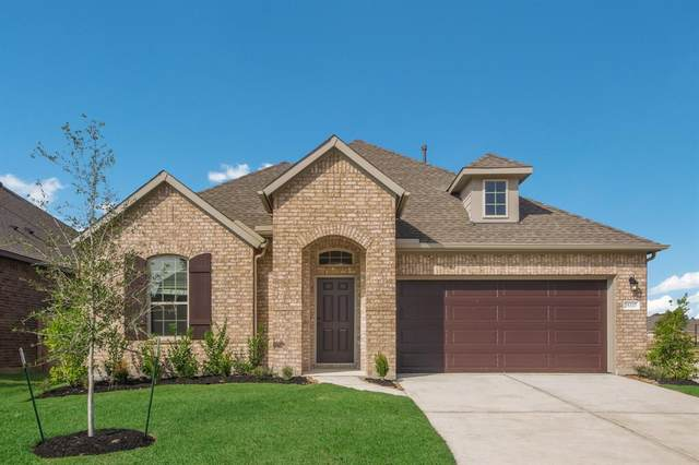 23811 Via Leoni Drive, New Caney, TX 77357 (#66658397) :: ORO Realty