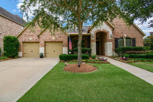 4802 Middlewood Manor Lane, Katy, TX 77494 (MLS #66660807) :: The SOLD by George Team