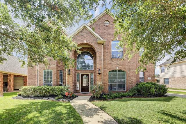 1811 Amber Trail Lane, Richmond, TX 77469 (MLS #66661162) :: The SOLD by George Team