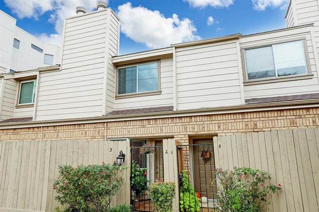 1829 Augusta Drive #3, Houston, TX 77057 (MLS #66661970) :: The SOLD by George Team