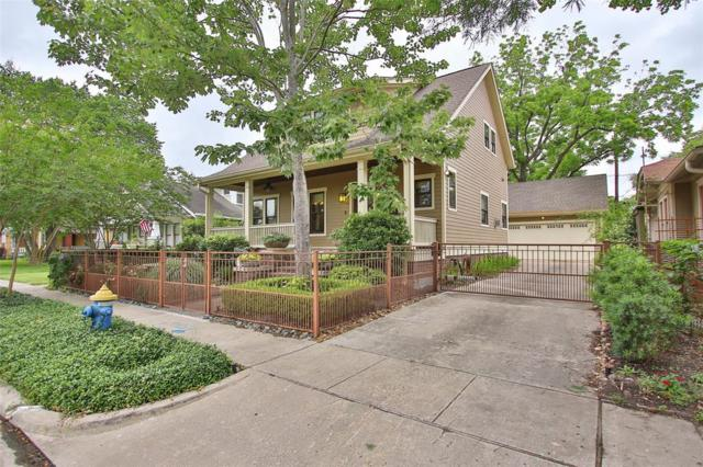 1125 Peddie Street, Houston, TX 77009 (MLS #66662053) :: Magnolia Realty