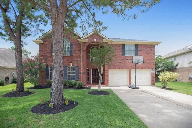 8307 Summer Reef Drive, Houston, TX 77095 (MLS #66665520) :: Ellison Real Estate Team