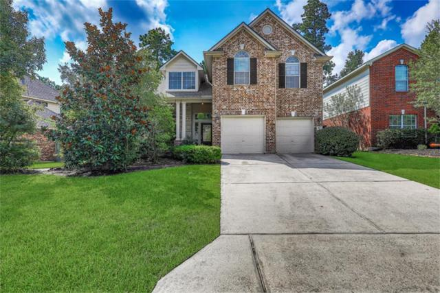 100 N Frontera Circle, The Woodlands, TX 77382 (MLS #66669213) :: Glenn Allen Properties
