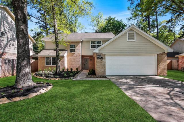 23 Spurwood Court, The Woodlands, TX 77381 (MLS #66669607) :: The Parodi Team at Realty Associates