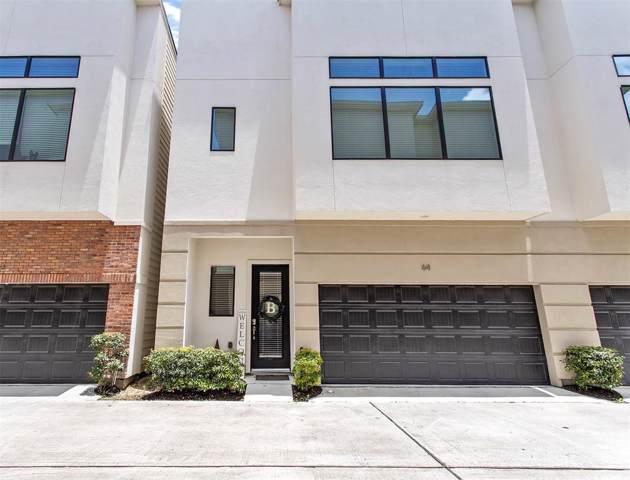 64 N Hutcheson Street, Houston, TX 77003 (MLS #66676087) :: The Heyl Group at Keller Williams