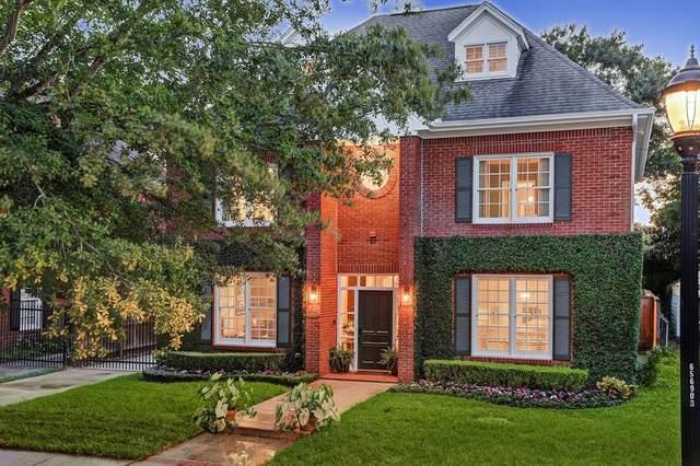 6006 Fordham Street, Houston, TX 77005 (MLS #66679362) :: The SOLD by George Team