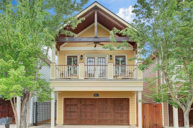 1519 Prince Street A, Houston, TX 77008 (MLS #66687571) :: Green Residential