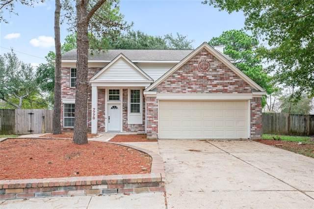 7778 Springville Drive, Houston, TX 77095 (MLS #66688116) :: Texas Home Shop Realty