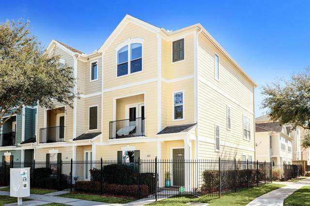 1213 Nagle Street, Houston, TX 77003 (MLS #66694098) :: Green Residential