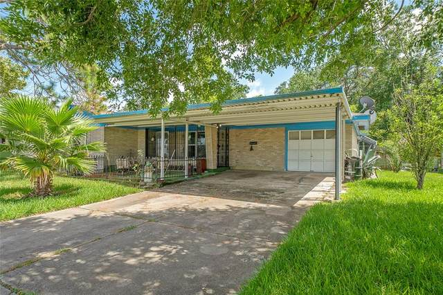 1115 25th Avenue N, Texas City, TX 77590 (MLS #66694553) :: The SOLD by George Team