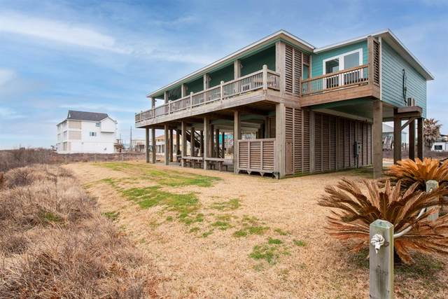 1118 Blue Water Drive, Crystal Beach, TX 77650 (MLS #66695241) :: The SOLD by George Team
