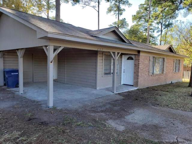 207 Paul Knox Street, Huntsville, TX 77320 (MLS #66699484) :: Texas Home Shop Realty