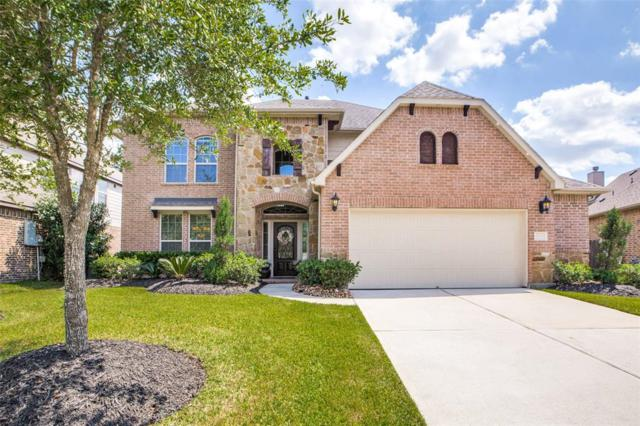 12626 Alsea Bay Court, Humble, TX 77346 (MLS #66700988) :: The SOLD by George Team