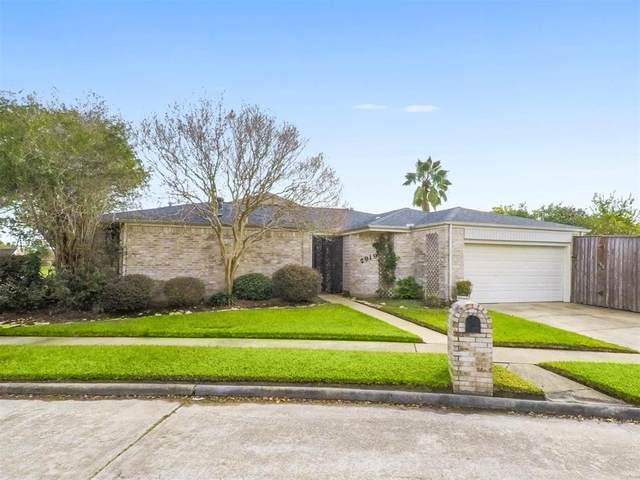 7919 Gironde Dr Drive, Houston, TX 77071 (MLS #66701003) :: Caskey Realty