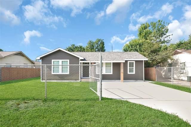 10402 S La Crosse Street, Houston, TX 77029 (MLS #66720758) :: The Freund Group