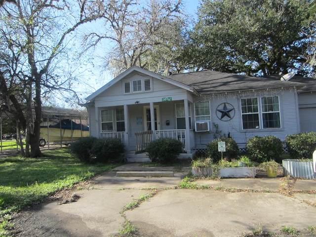 605 E 2nd Street, Sweeny, TX 77480 (MLS #66726496) :: CORE Realty