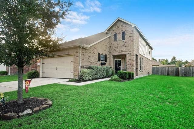 1703 Hickory Burl Lane, Conroe, TX 77301 (MLS #66730851) :: Phyllis Foster Real Estate