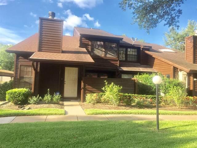 2510 Grants Lake Boulevard #21, Sugar Land, TX 77479 (MLS #66744679) :: Homemax Properties