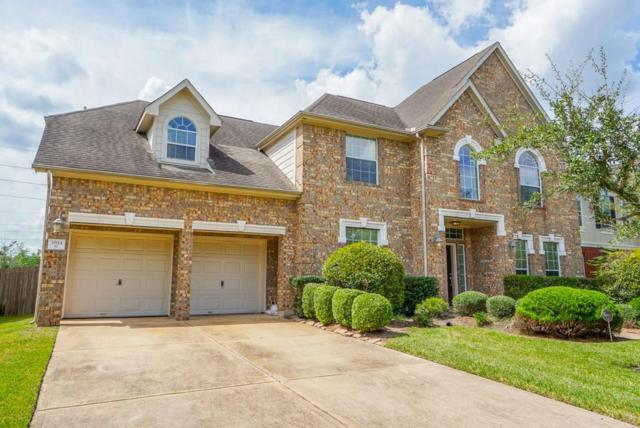 3814 Parkside, Missouri City, TX 77459 (MLS #66751305) :: Fairwater Westmont Real Estate
