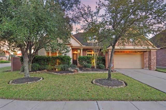 2509 Rock Shoals Way, Pearland, TX 77584 (MLS #66753560) :: Texas Home Shop Realty