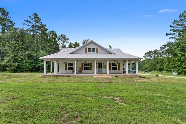 410 Boys Camp Road, New Waverly, TX 77358 (MLS #66777664) :: CORE Realty