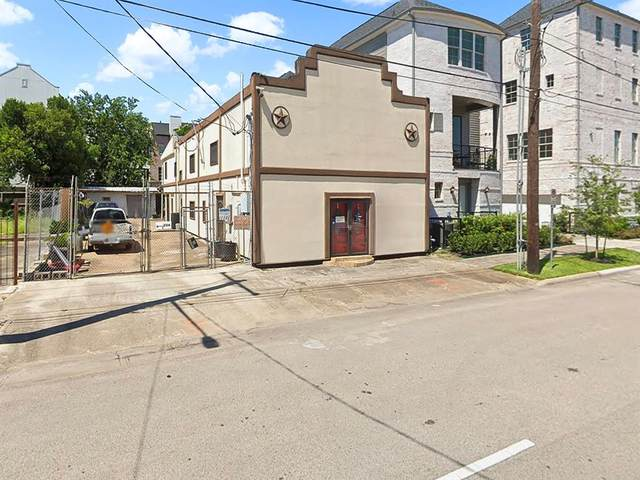 2514 Mckinney Street, Houston, TX 77003 (MLS #66785241) :: The Freund Group