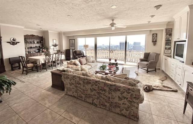 2016 Main Street #2404, Houston, TX 77002 (MLS #66786007) :: The SOLD by George Team