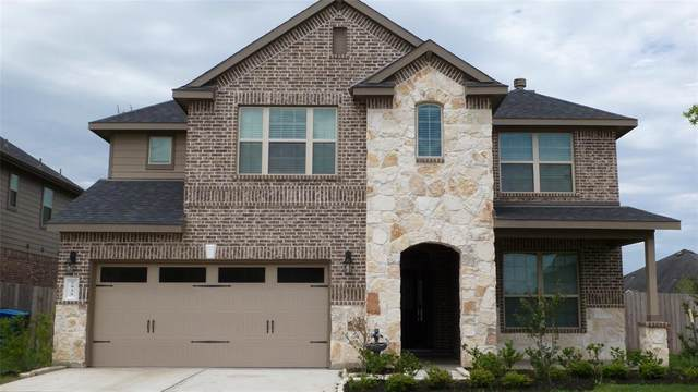 7935 Blue Lake Drive, Rosenberg, TX 77469 (MLS #66786103) :: Lerner Realty Solutions