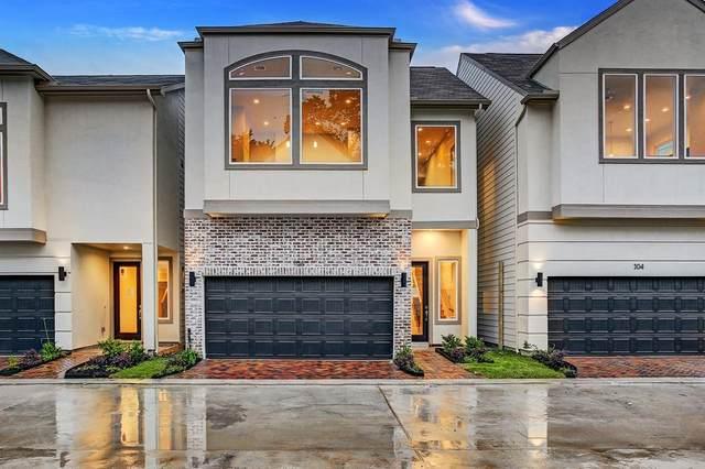 134 Knightsbridge Park Lane, Houston, TX 77018 (MLS #66798716) :: Ellison Real Estate Team