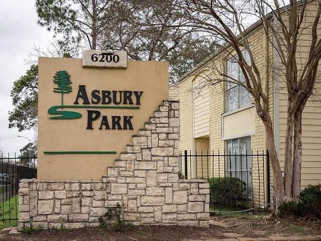 6200 W Tidwell Road #1606, Houston, TX 77092 (MLS #6680077) :: Ellison Real Estate Team