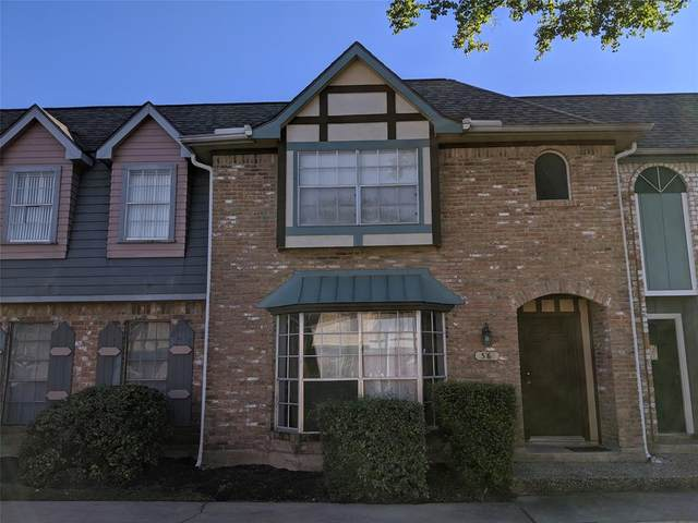 11002 Hammerly Boulevard #36, Houston, TX 77043 (MLS #66812191) :: The SOLD by George Team