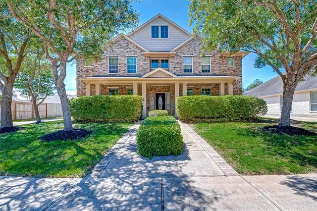 3408 Orange Wood Trail, Pearland, TX 77581 (MLS #6682553) :: The Home Branch