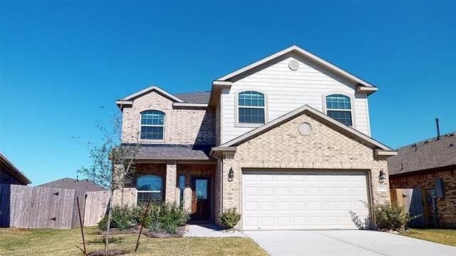 8715 Conquest Circle, Texas City, TX 77591 (MLS #66828975) :: Parodi Group Real Estate