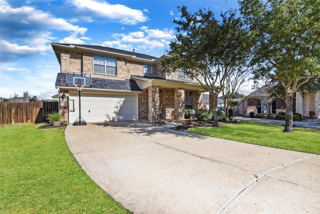 2802 Helding Park Court, Katy, TX 77494 (MLS #66831792) :: The Bly Team